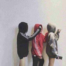 áo khoác hoodie thu đông bịt mặt