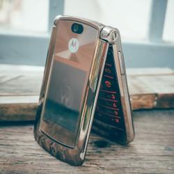 Điện thoại Motorola V9 Luxury Edition - Đẳng cấp doanh nhân