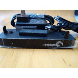 Test ổ cứng HDD docking seagatee