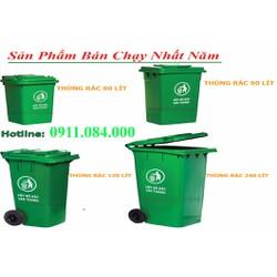 Báo giá thùng rác 240l nhanh nhất rẻ nhất
