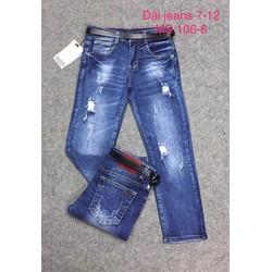 quần jean rách Size đại