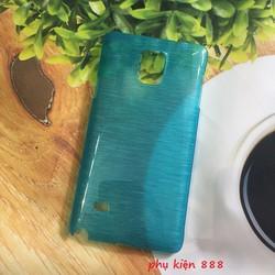 Ốp lưng Samsung Galaxy Note 4 nhựa cứng