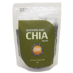 Hạt Chia Queensland gói 250g