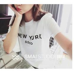 áo thun in New York ltk6