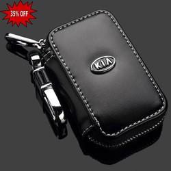 Bao da chìa khoá xe ô tô xe Kia