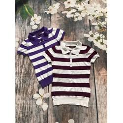 Áo dệt kim tay ngắn - thời trang Hồng Viên