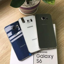 Samsung Galaxy S6 Black White Gold