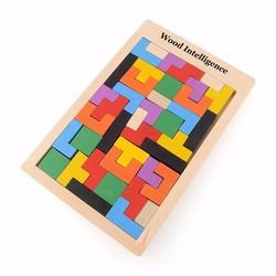 Đồ chơi phát triển trí tuệ Tetris