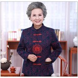 Áo dạ cao cấp tặng Mẹ- Bà
