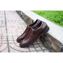 Giày Tây Da Bò Thời Trang Cao Cấp Sang Trọng