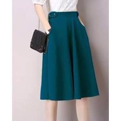 Chân Váy Xòe Nana Cách Điệu Lưng2