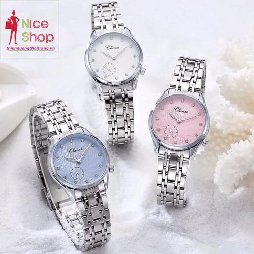 Đồng hồ nữ chenxi nhỏ nhắn loại tốt - dhk124 - 16930494 , 7949329 , 15_7949329 , 299000 , Dong-ho-nu-chenxi-nho-nhan-loai-tot-dhk124-15_7949329 , sendo.vn , Đồng hồ nữ chenxi nhỏ nhắn loại tốt - dhk124