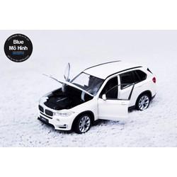 Xe mô hình BMW X5 Welly tỷ lệ 1:24
