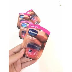 Son Dưỡng  Vaseline Lip Therapy Rosy lip - hồng- 7g