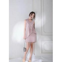 Đầm suông đơn giản đẹp