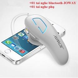 Tai nghe thể thao bluetooth 4.1 Joway H02 + Tặng kèm tai nghe phụ