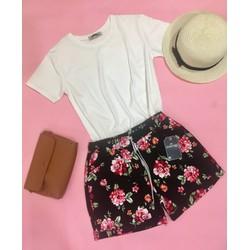 Set áo thun + quần Short