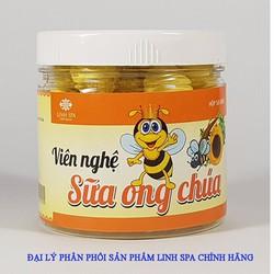 Nghệ mật ong - Viên nghệ sữa ong chúa cao cấp