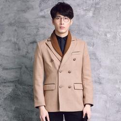 Áo vest Blazer dạ thiết kế kiểu dáng trẻ trung lịch lãm