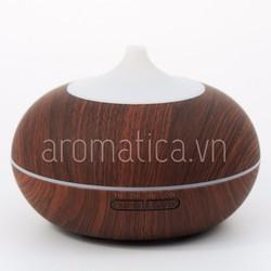 Máy khuếch tán quả đào màu gỗ