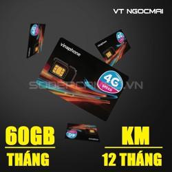 SIM 10 SỐ 3G 4G VINAPHONE VD89 KM 62G-THÁNG GỌI MIỄN PHÍ