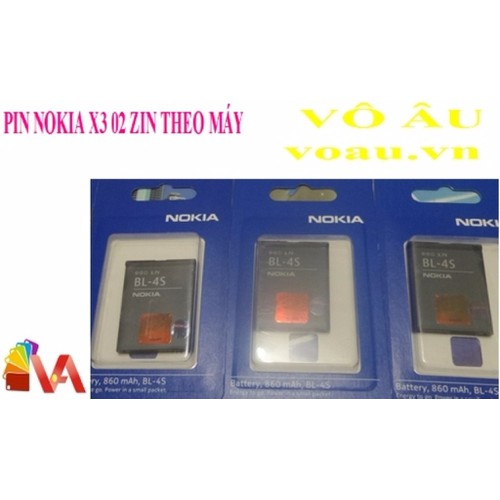 PIN NOKIA X3 02 ZIN THEO MÁY - 12912463 , 7963245 , 15_7963245 , 100000 , PIN-NOKIA-X3-02-ZIN-THEO-MAY-15_7963245 , sendo.vn , PIN NOKIA X3 02 ZIN THEO MÁY