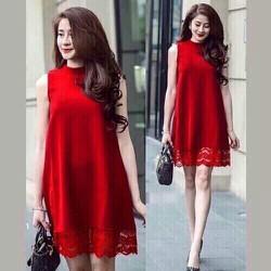 Đầm suông  cực xinh