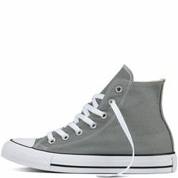 Giày Sneaker Nữ Cổ Cao Màu Xám