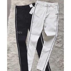 quần kaki lưng cao giá rẻ