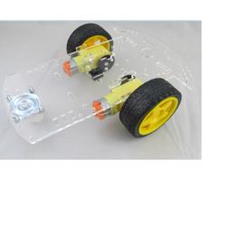 Khung Xe Robot 3 Bánh