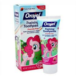 Kem đánh răng trẻ em Orajel Pony