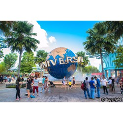 Vé Người Lớn Universal Studios Singapore
