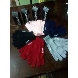 Găng tay len cảm ứng điện thoại