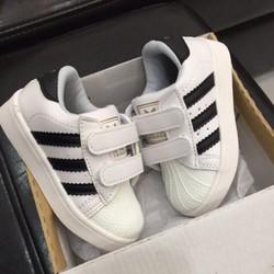 Giày thể thao 3 sọc adidas, hàng loại 1