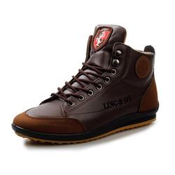 Giày bốt nam thời trang thu đông 2017, hàng nhập khẩu - Mã số SH1707