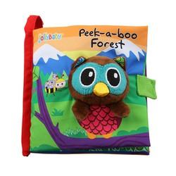 Sách vải Peek-a-boo Forest