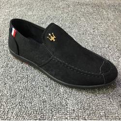 Giày lười nam đẹp - Kiểu dáng Hàn Quốc