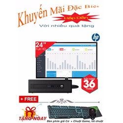 máy tính HP  800 G1 SFF core i7 4770, Ram 4GB, HDD 500GB