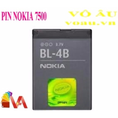 PIN NOKIA 7500