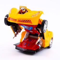 Đồ Chơi Trẻ Em Xe Hơi Biến Hình Robot