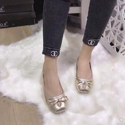 Giày Búp bê nữ hàng quảng châu cao cấp