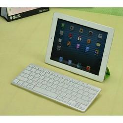 Bàn phím không dây Bluetooth KB16 dùng cho máy tính iPad điện thoại