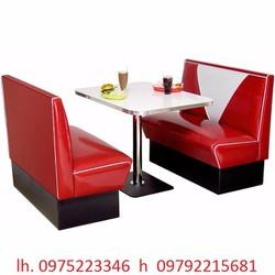 sofa cafe giá cực rẻ bán tại nơi sản xuất
