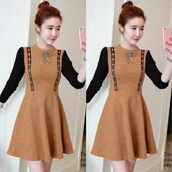Đầm xoè cực xinh