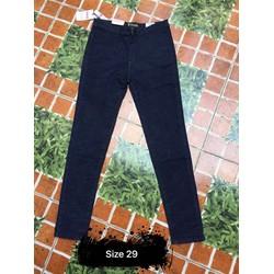 quần jean nữ xước