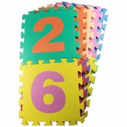 Thảm xốp lót sàn cho bé 10 chữ số