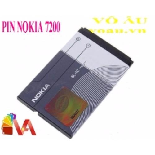 PIN NOKIA 7200 BL-4C - 10522226 , 8074671 , 15_8074671 , 45000 , PIN-NOKIA-7200-BL-4C-15_8074671 , sendo.vn , PIN NOKIA 7200 BL-4C