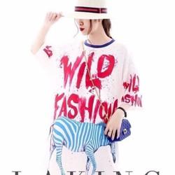 Đầm suông will fashion cá tính DNT699