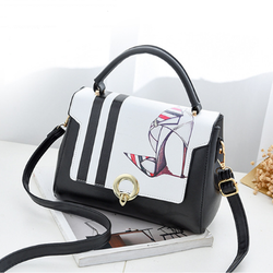 Túi xách nữ cao gót thời trang phong cách HDT083