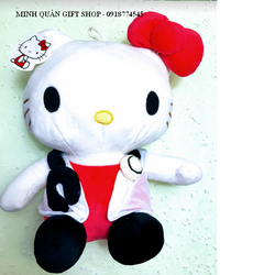 MÈO BÔNG HELLO KITTY - 30CM
